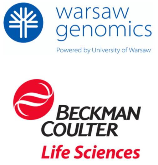 Warsaw Genomic 公司认证徽标