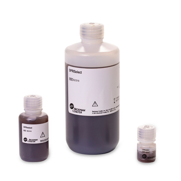 SPRISelect Reagent for DNA/RNA Size Selection and Cleanup