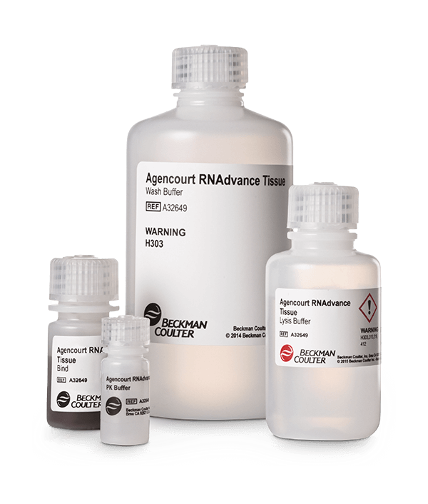 Agencourt RNAdvance RNA Isolation from Tissue