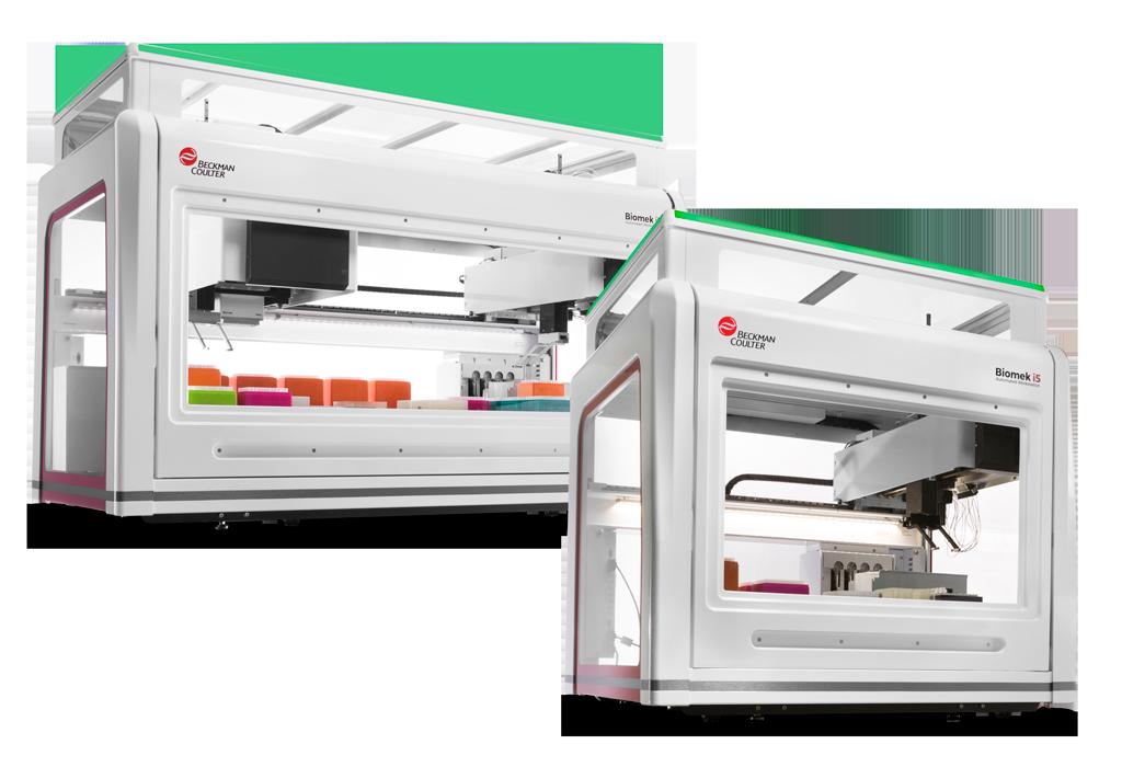 Machine - DNA Extraction from FFPE Tissue