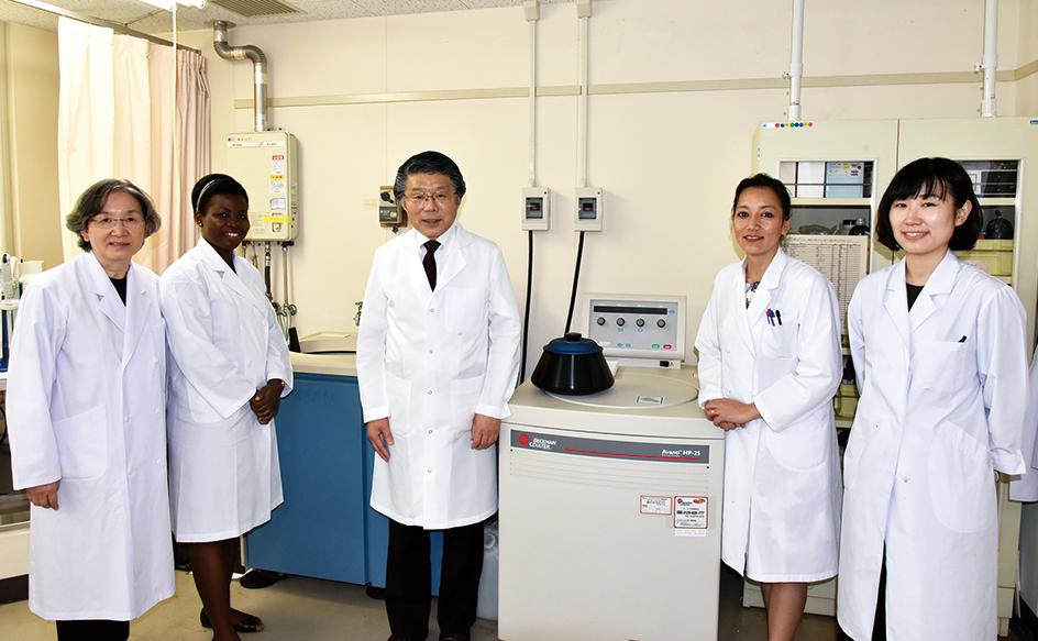 Scientist Team -Virus Purification Fundamentals