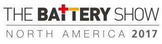 The Battery Show North America Logo