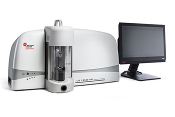 ls 13 320 xr laser diffraction particle size analyzer