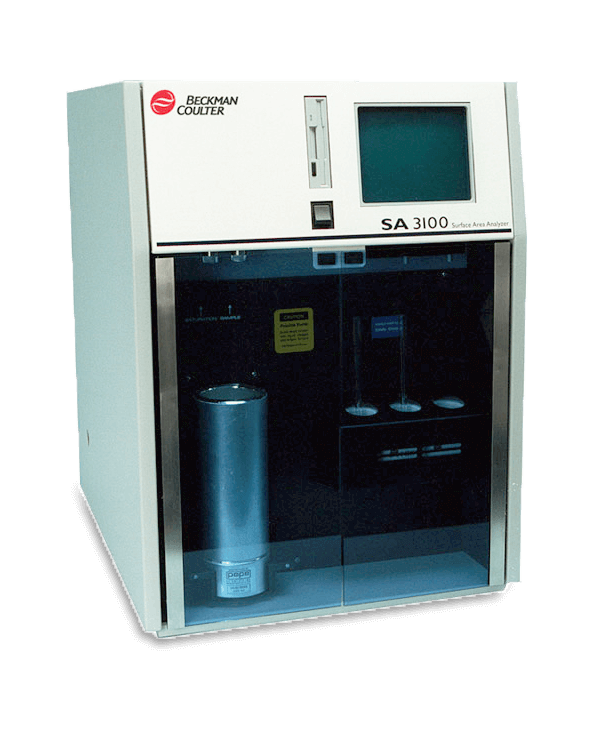 Beckman Coulter SA 3100 Particle Analyzer