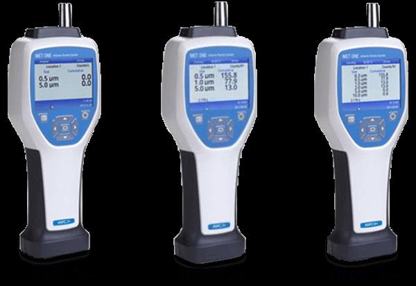 MET ONE Handheld Air Particle Counters