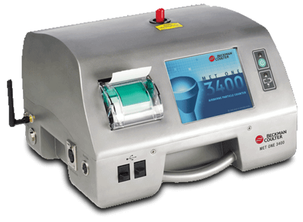 met one 3400 particle counter manual