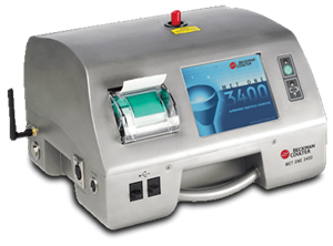 Met One 3400 air particle counter