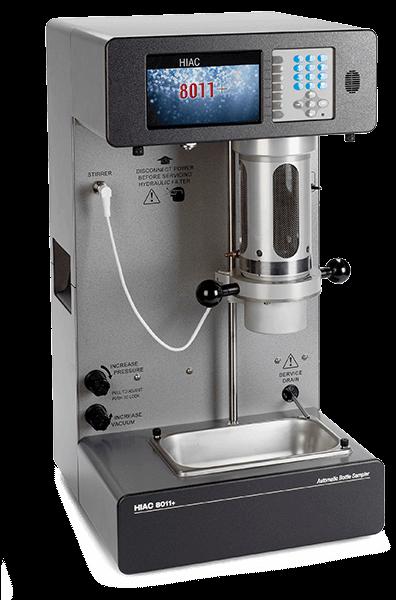 HIAC 8011+ Liquid Particle Counter, 液中パーティクルカウンター, 微粒子測定
