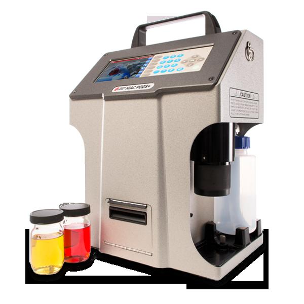 Hiac Pods Plus liquid particle counter