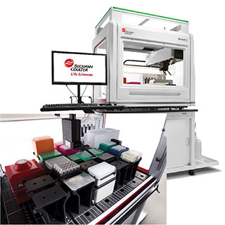 Biomek i-5 SPAN-8 Genomics