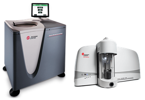 Centrifuge/Particle Characterization Analyzer