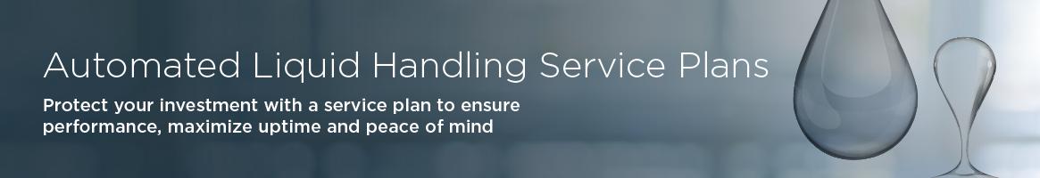 Liquid Handling Service Plans