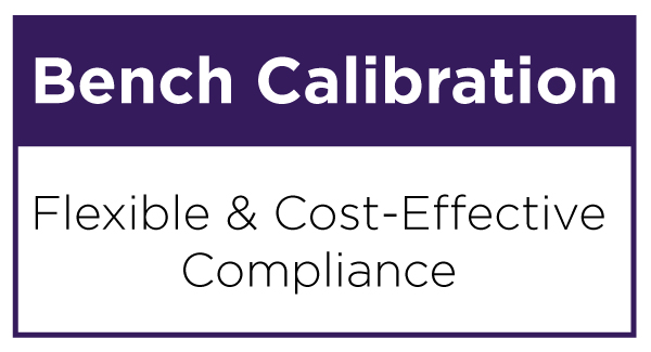 Bench Calibration Service Plan
