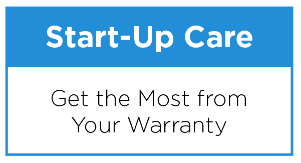 Start-Up Care Service Plan