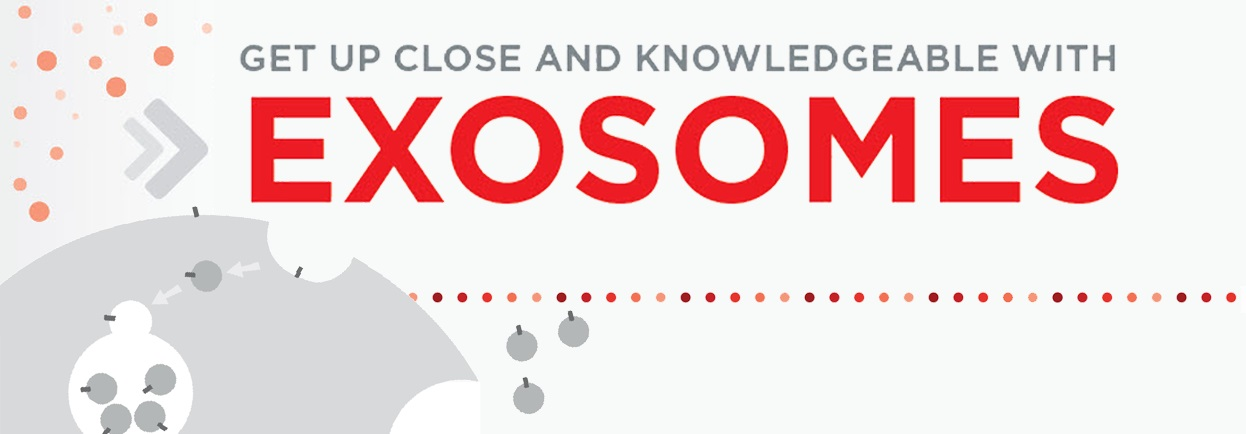 Exosome Research Area Home Banner