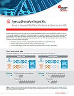 FormaPure Reagent Kit Brochure