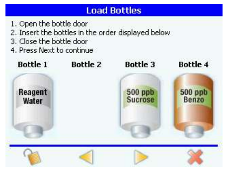 21 cfr part 11 load bottles