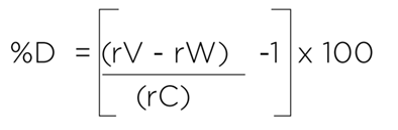 21 cfr part 11 manual calculation